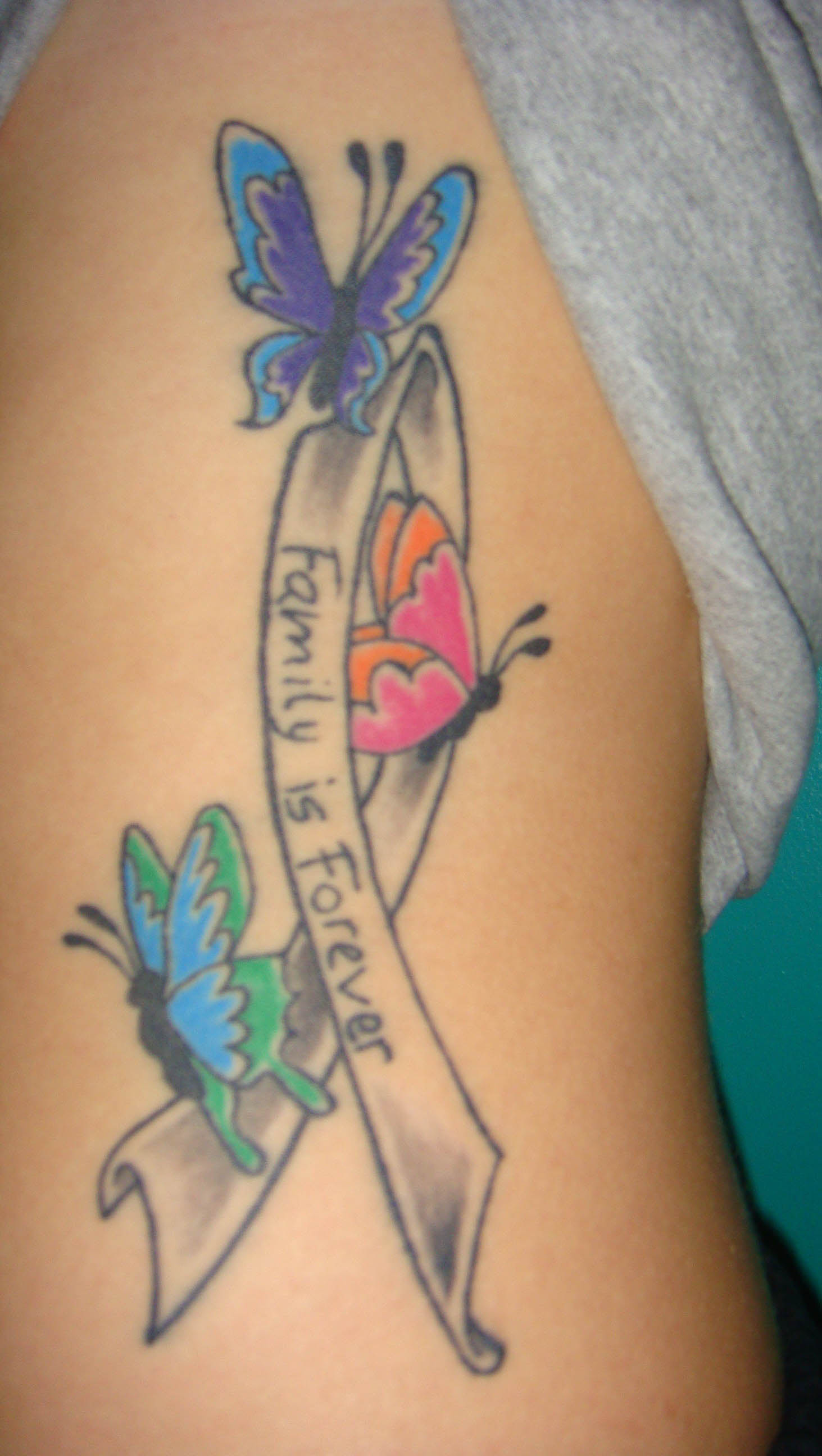 Cancer Tattoos Desig