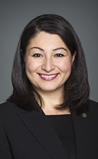 Photo - The Honourable Maryam Monsef - Click to open the Member of Parliament profile