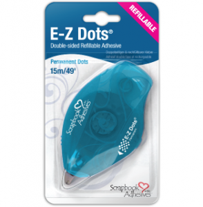 E-Z Dots Permanent Refillable dispenser