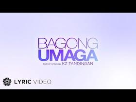 Bagong Umaga by KZ Tandingan [Lyric Video]