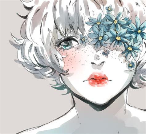 flower aesthetic  ryomelons  deviantart