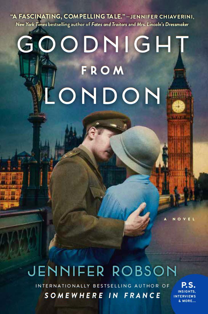 Goodnight From London Jennifer Robson