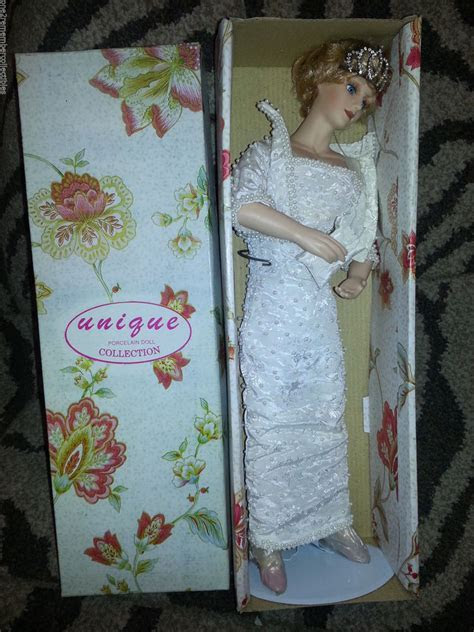 PRINCESS DIANA Porcelain Doll ELVIS GOWN Bride LIMITED