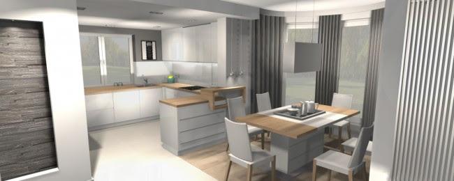 Projekt Kuchni Esencja Wnętrza