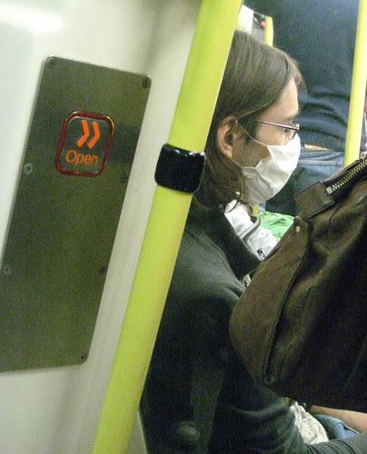 Mask on Tube