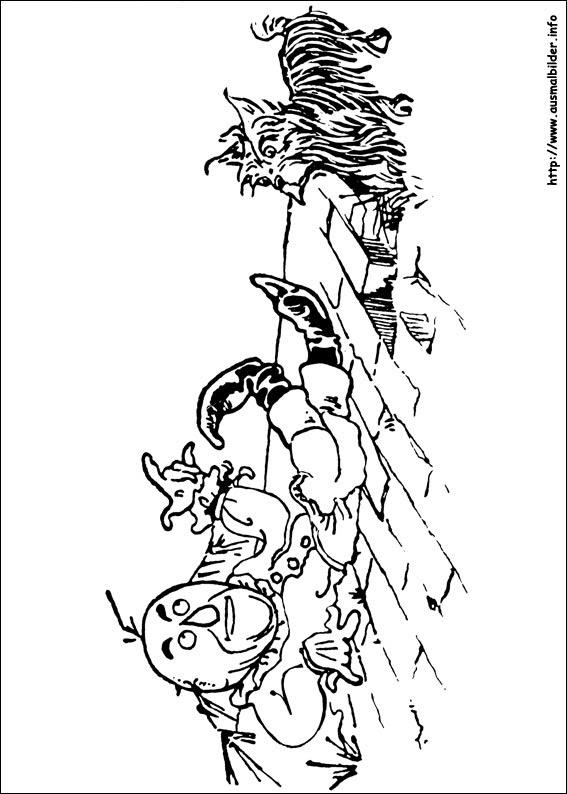 zauberer malvorlagen pdf - x13 ein bild zeichnen
