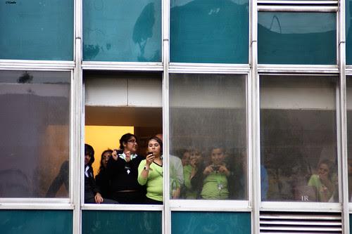 Manifestación de apoyo a los Ayseninos 24 de febrero 5 by Alejandro Bonilla