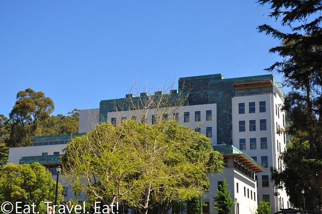 UC Berkeley, Berkeley, CA- Buildings