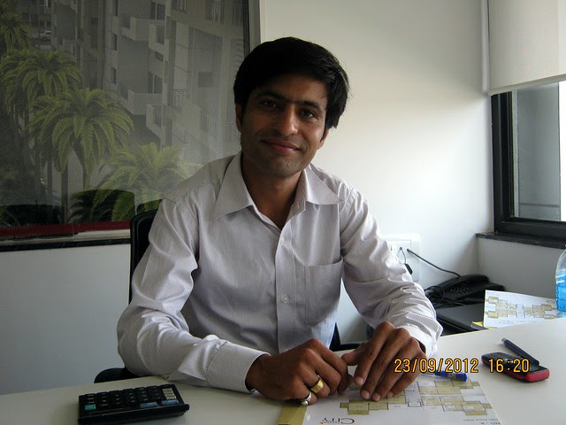 Sachin Bhavsar (9225 400 820) Sales Manager Pristine City 20 Acre Township of 1 BHK & 2 BHK Flats at Bakori Wagholi Pune 412 207