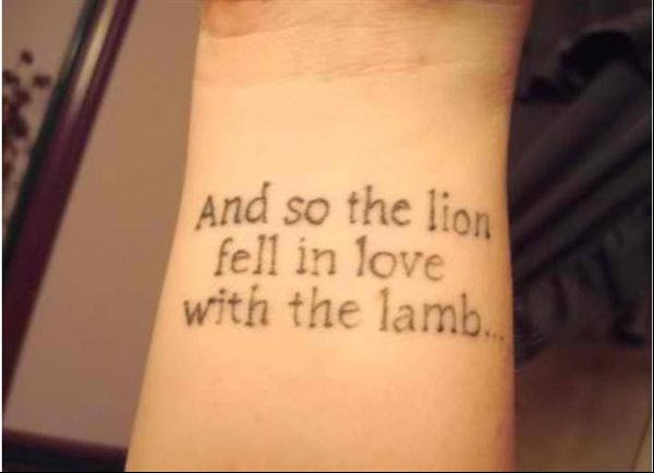 50 Meaningful Quote Tattoos Ideas To Get Inspired Tattoo Blog
