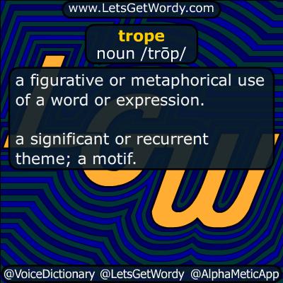 trope 01/10/2017 GFX Definition