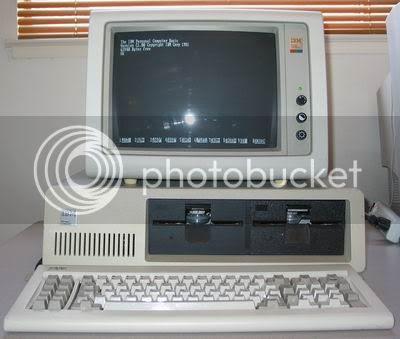 IBM circa 1981