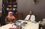 Surya Paloh Berharap Khofifah Mundur dari Jabatan Mensos Saat Kampanye