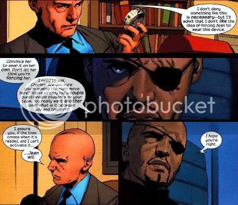 Xavier e Fury