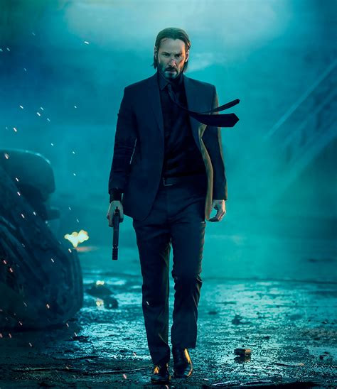 john wick  textless posters  textless movies
