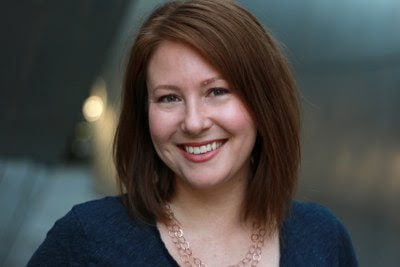 Headshot for author Lisa Super.