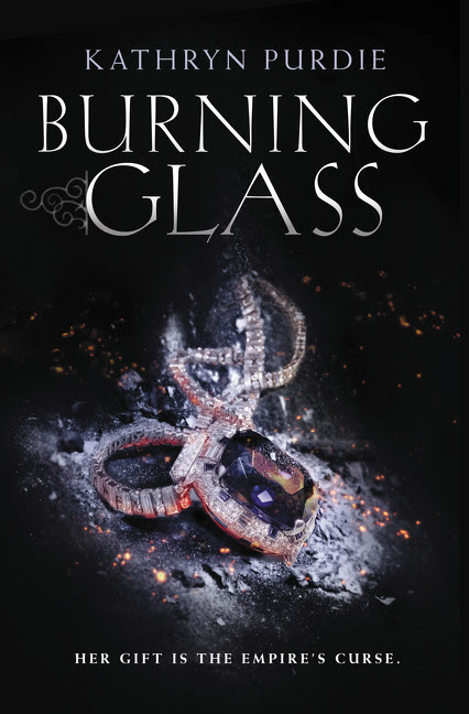 Burning Glass by Kathryn Prudie - The 17 Most Anticipated YA Books to Read in March via @EpicReads