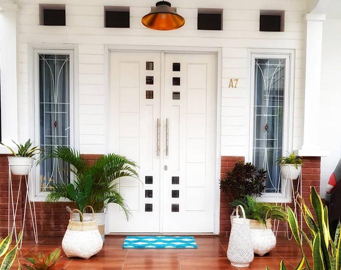 Foto Rumah Pintu Gebyok Minimalis | Ide Rumah Minimalis