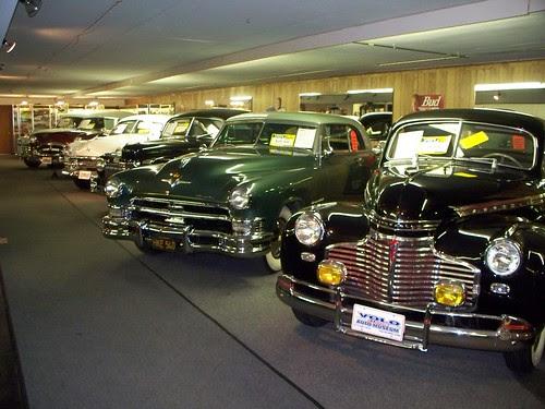 Volo Auto Museum - Automobile & Military Experience (147)