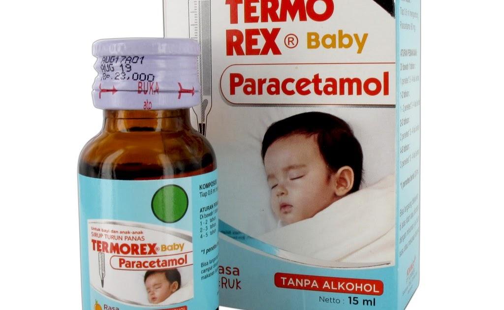Obat Demam Untuk Bayi Umur 7 Bulan | Catatan Dari Berbagai ...