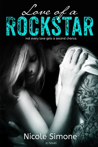 Love of a Rockstar by Nicole Simone