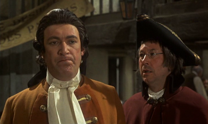 Bow Street Runners in Carry On Dick