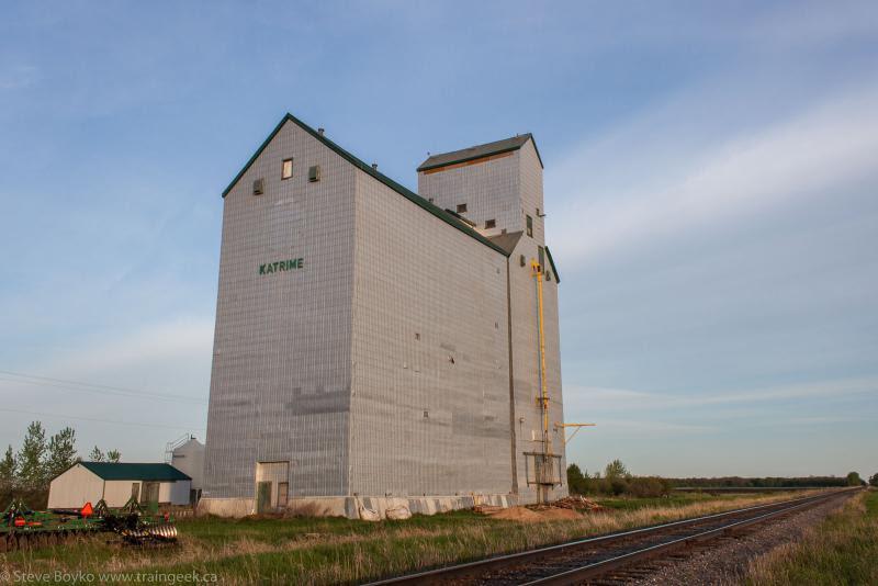 Katrime grain elevator