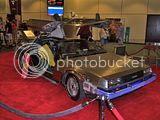 2012 Toronto Fan Fest - Back To The Future Delorean II