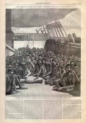 African Slave Ship
