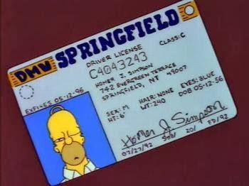Cosas que seguro no sabes de Los Simpson. 1