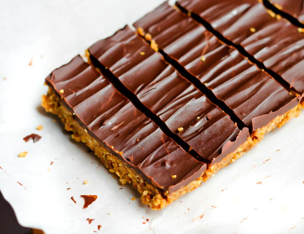Raw Vegan Butterfinger Candy Bars   The Vegan 8