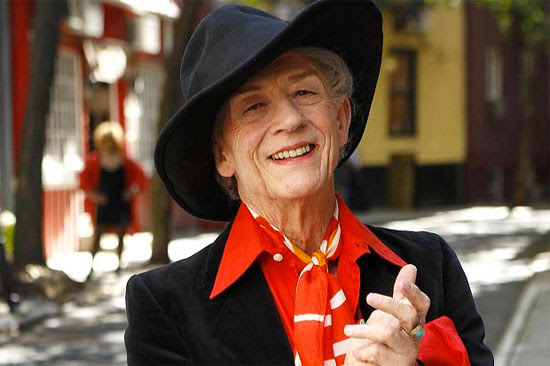 Quentin Crisp | Tacky Harper's Cryptic Clues