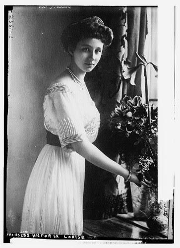 Princess Victoria Louise (LOC)