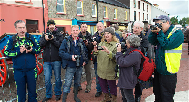 BCC Members at Mohill Horse Fair - 27th Oct 2013 TMP_5193