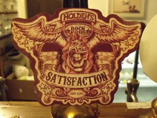 Holden's, Satisfaction, England