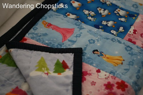 Lil' Sis's Favorite Things Quilt 14