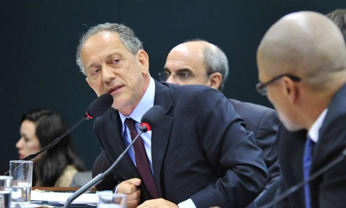 Walter Feldman CBF Câmara dos Deputados (Foto: Alex Ferreira / Câmara dos Deputados)
