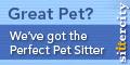 Need a Petsitter?