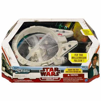 Star Wars SPEED STARS Millennium Falcon Remote Control