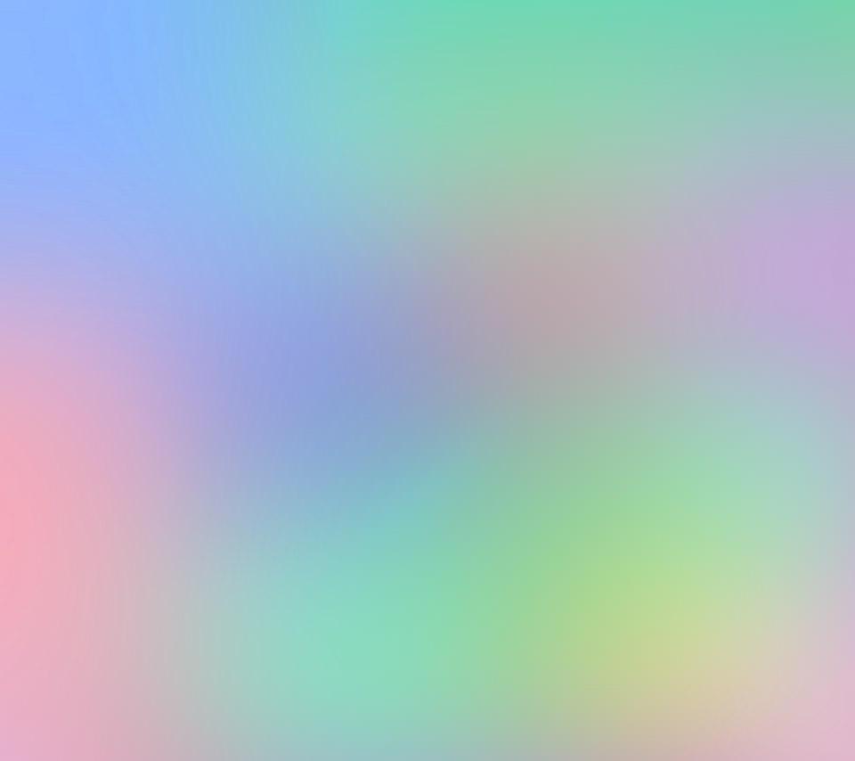 淡い虹色のandroidスマホ用壁紙 Wallpaperbox