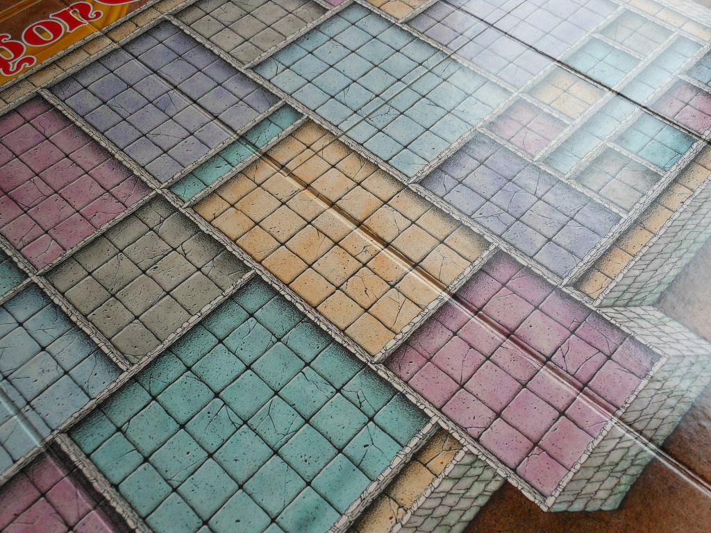 Dragon Quest board