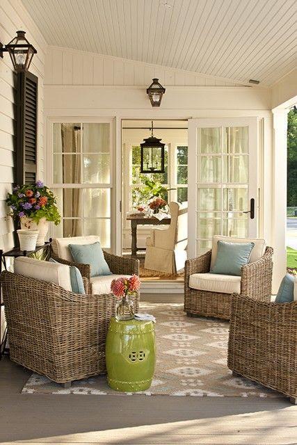 Ön sundurma evinize davetkar bir ek yapmak.  Aniden, bir sürü daha iyi komşuları bileceksiniz.