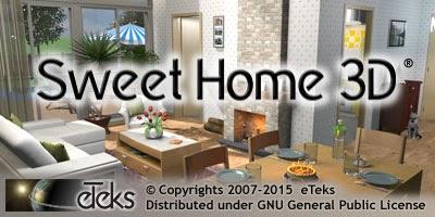 Sweet home 3d design full version klikbuka for Sweet home 3d designs