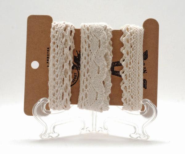 Crochet Trim Collection III