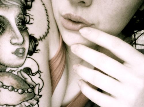 true love tattoo Tumblr