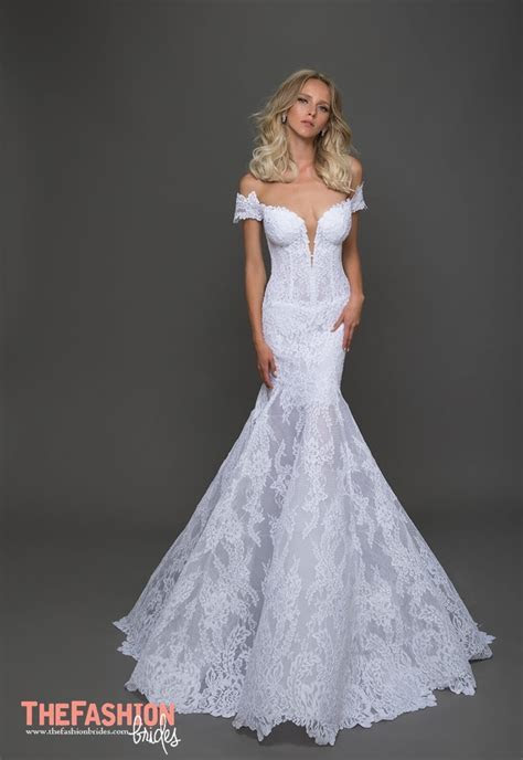 Pnina Tornai 2018 Spring Bridal Collection ? The FashionBrides