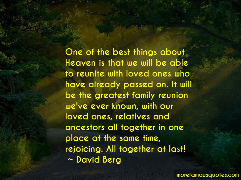 Quotes About Loved Ones Who Are In Heaven Top 9 Loved Ones Who Are