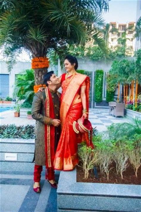 A Jewel toned Maharashtrian wedding in Mumbai: Shivani