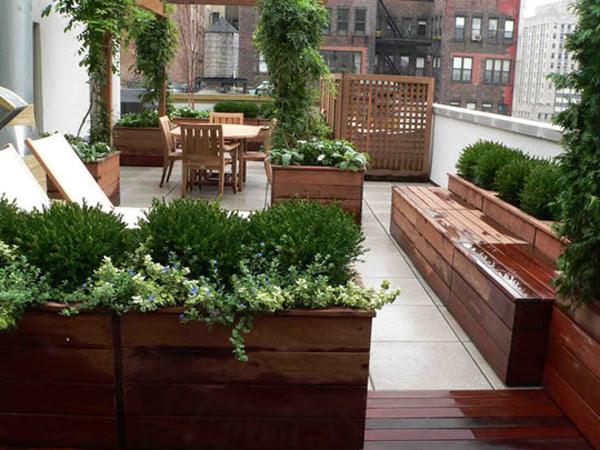 Apartment Small Balcony Ideas