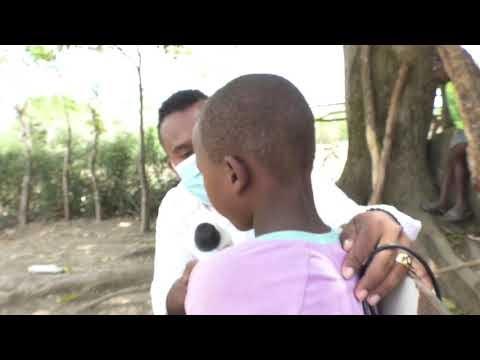 (VER VÍDEO) Raptan dos niños en Elías Piña de nacionalidad haitina